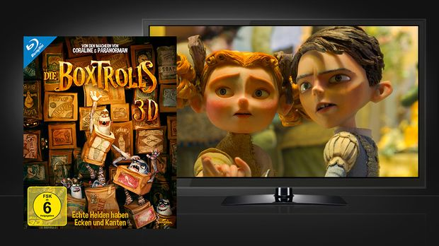 Die Boxtrolls © Universal Pictures