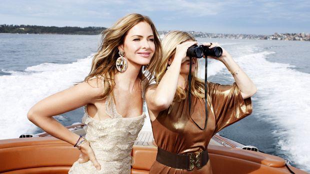 Trinny (l.) und Susannah (r.) reisen nach Australien, um dort 20 hässliche En...