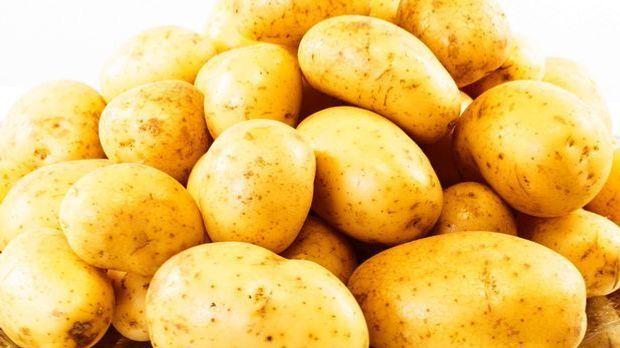 Pommesproduktion