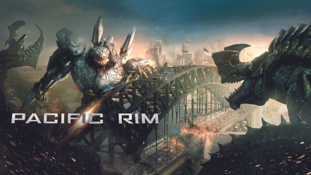 Pacific Rim - Plakat © 2013 Warner Bros. Entertainment Inc. and Legendary Pic...