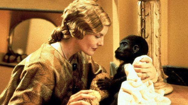 Die exzentrische Arztgattin Trudy (Rene Russo) nimmt ein vom Tode bedrohtes G...