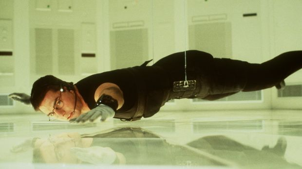 Dem Top-Agenten Ethan Hunt (Tom Cruise) gelingt es, bis in den Hochsicherheit...