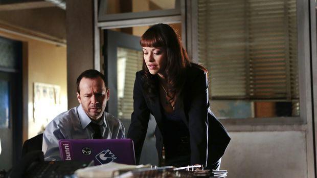 In ihrem neuen Fall untersuchen Danny (Donnie Wahlberg, l.) und Maria (Marisa...