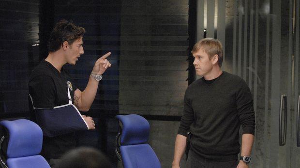 In der CTU gibt es eine undichte Stelle: Milo (Eric Balfour, l.) kann nicht g...