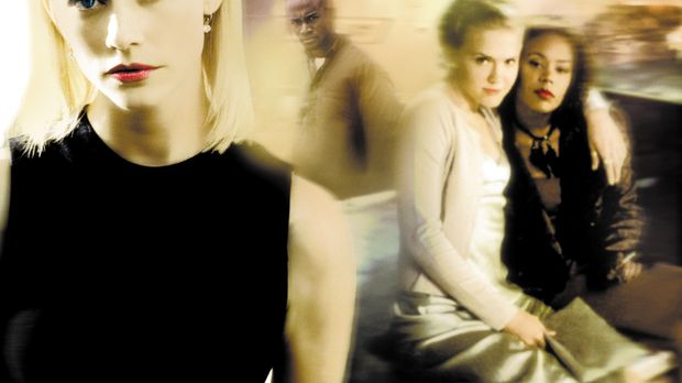 Gefährliche Freundinnen - Artwork - (v.l.n.r.) Hadley (Meredith Monroe), Sidn...