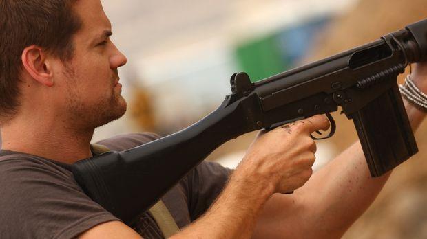 Schon bald muss Jack (Shane West) erkennen, dass an den Schätzen El Dorados s...
