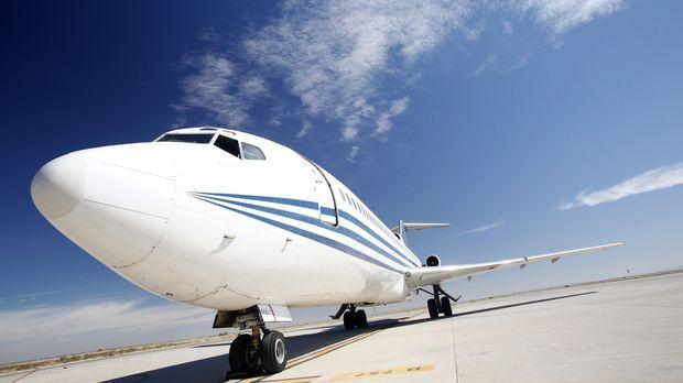 Was genau passiert bei einem Flugzeugabsturz? In einer Wüste soll eine Boeing...