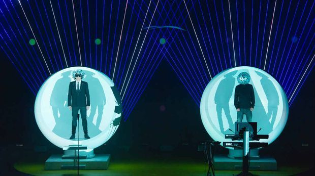 Pet Shop Boys Tour 2017