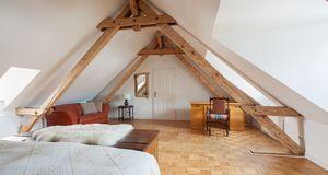 dachschr ge zum trotz dachwohnung einrichten sat 1 ratgeber. Black Bedroom Furniture Sets. Home Design Ideas