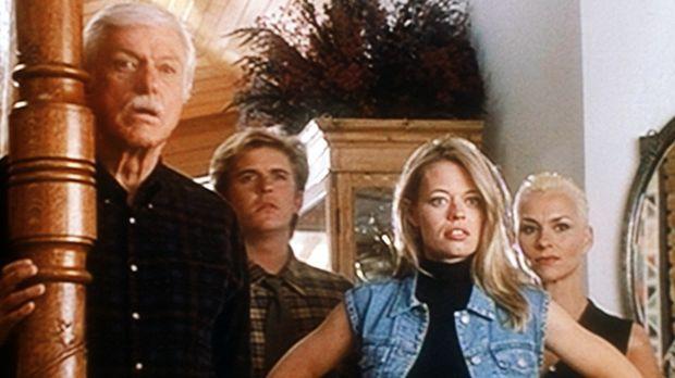 (v.l.n.r.) Mark (Dick Van Dyke), Jesse (Charlie Schlatter), Melissa (Jeri Lyn...