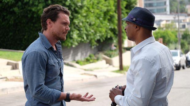 LAPD-Ermittler Roger Murtaugh (Damon Wayans, r.) kehrt nach längerer Auszeit...