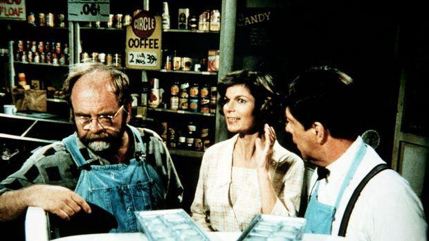 Ike Godsey (Joe Conley, r.) hat voreilig einen großen Posten Kühlschränke gek...