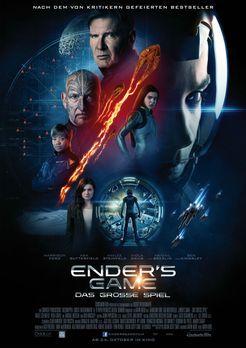 Ender's Game - ENDER'S GAME - Plakat - Bildquelle: 2013 Constantin Film GmbH