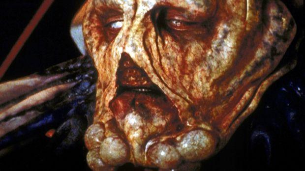 Tyr'Nar (Chris Potter), ein wandlungsfähiges Wesen aus einer anderen Welt, is...