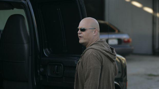 Mackey (Michael Chiklis) kämpft für die Sicherheit seiner Familie, doch das V...