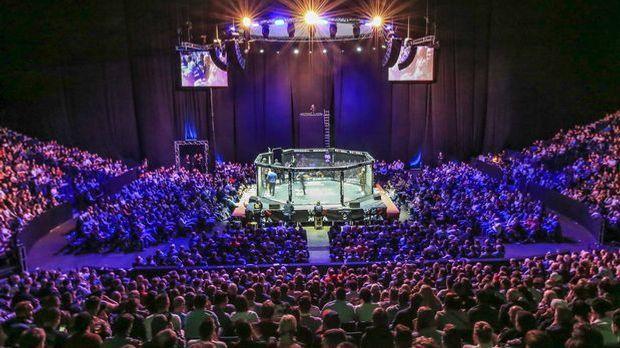 We Love MMA Kleine Olympiahalle