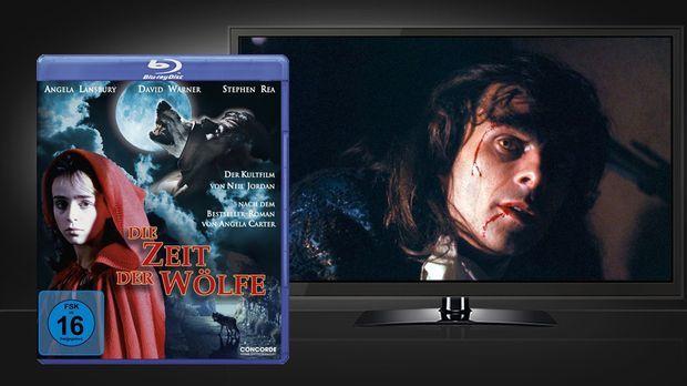 Zeit der Wölfe - Blu-ray und Szene © Concorde Home Entertainment