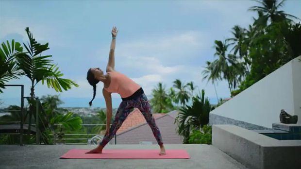 Taff - Taff - Diese Vibrations-leggings Hilft Beim Yoga