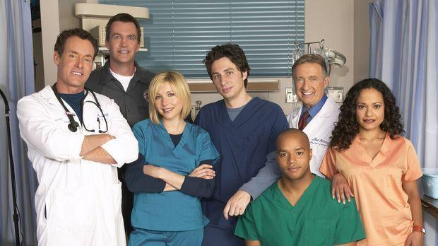 (5. Staffel) - Die Belegschaft des Sacred Heart Hospitals muss täglich mit ne...