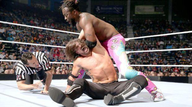 WWE SmackDown vom 3. Juni