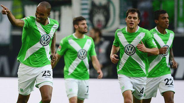 VFL-Wolfsburg-Naldo © dpa