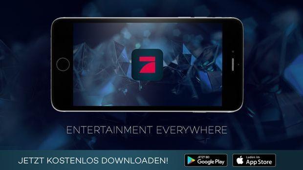 ProSieben App Bild neu