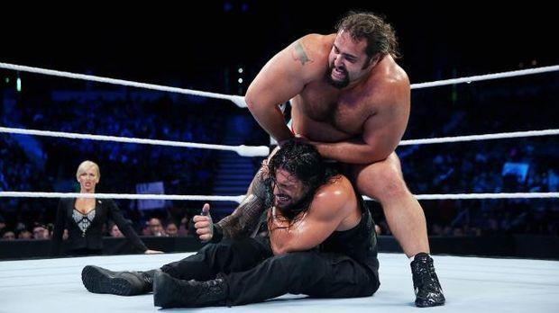 WWE SmackDown 7. August © WWE