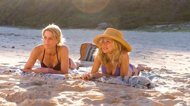 Die Ostküste Australiens: weiße Strände, blaues Meer und viel Sonne. Hier leb...