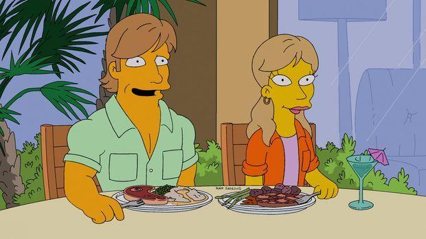 Die Simpsons - Stille Wasser sind adoptiv: Potenzielle Adoptiveltern gesucht!...