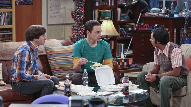 Sheldon (Jim Parsons, M.) hat beschlossen, das Kapitel Amy endgültig abzuhake...