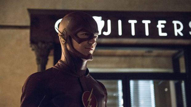 Im Kampf gegen das Böse: Barry alias The Flash (Grant Gustin) ... © Warner Br...