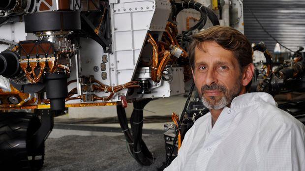 Mission to Mars - Der NASA Techniker Dr. Joel Krajewski nutzt die Gunst der S...