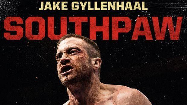 Southpaw Filmplakat