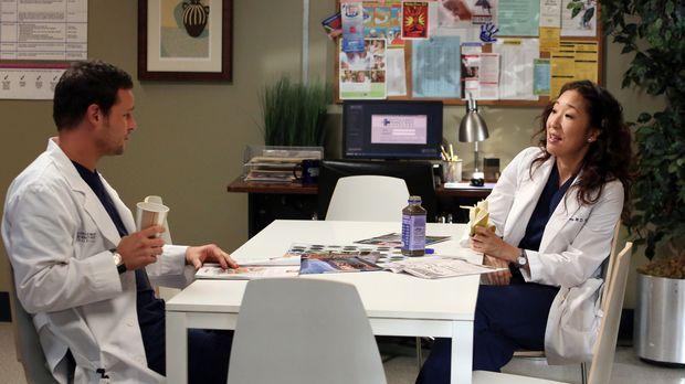 Machen sich Sorgen um Webber, der seit Adeles Tod nicht mehr operiert: Alex (...