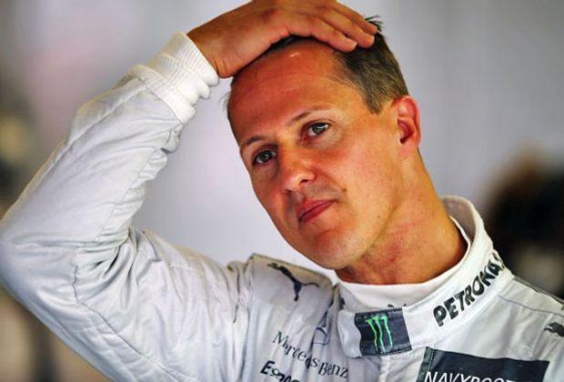 Michael Schumacher liegt im Koma