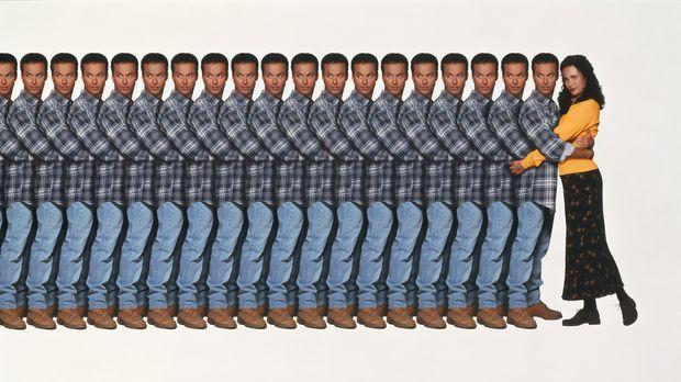 Vier lieben dich - Artwork - Manchmal wünscht sich der Bauingenieur Doug Kinn...