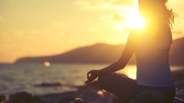 Beim Raja Yoga steht der Geist und seine Fähigkeiten im Mittelpunkt. Meditati...