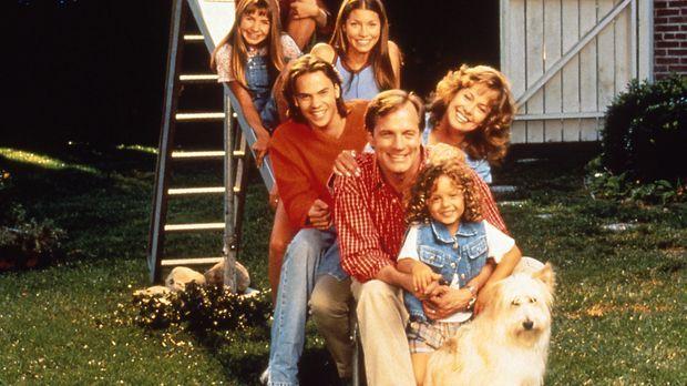 Eine himmlische Familie - (1. Staffel) -
