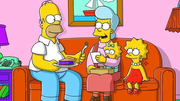 Die Simpsons stellen erschreckend fest, dass jemand in ihr Haus eingebrochen...