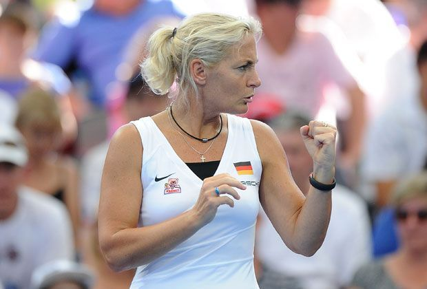 Barbara Rittner, US Open