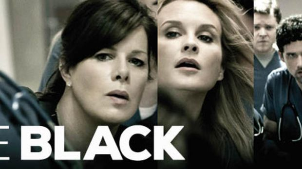 (1. Staffel) - Code Black - Artwork © 2015 ABC Studios