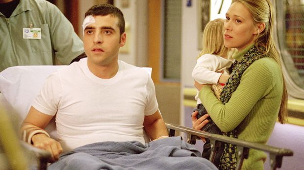 Samantha Sobricki (Liza Weil, r.) steht ihrem schizophrenen Mann Paul (David...