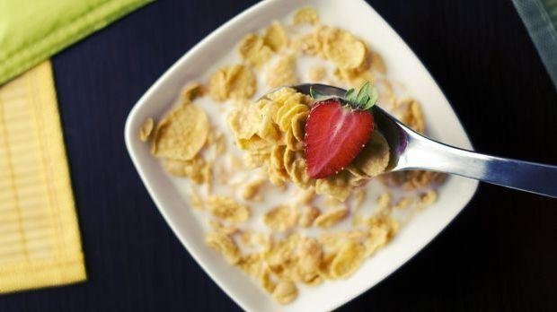 Eine eher zufällige Erfindung, die jedoch zum großen Erfolg wurde: Cornflakes.