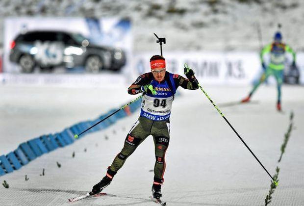 Florian Graf will sich im Weltcupteam etablieren