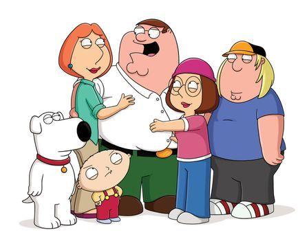Family Guy - (10. Staffel) - Ein harmonisches Familienleben zu führen, ist ni...