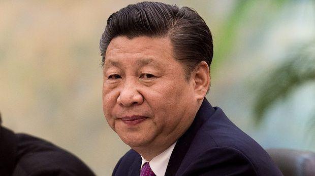 Der chinesische Staats- und Parteichef Xi Jinping