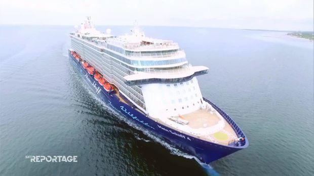 Vorschau: Sehnsucht nach Meer! Mein Leben auf dem Kreuzfahrtschiff