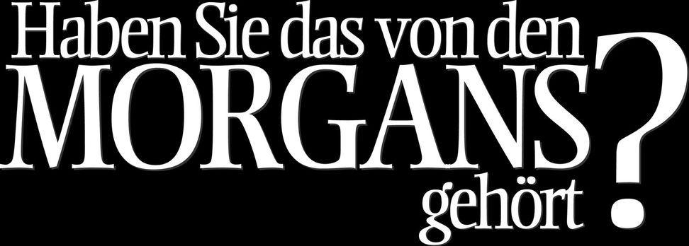 Haben Sie Das Von Den Morgans Gehört Stream