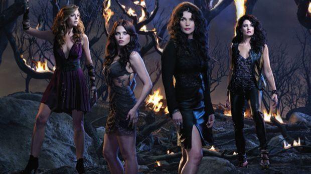 Verhext: Witches of East End läuft ab dem 21. Mai auf sixx