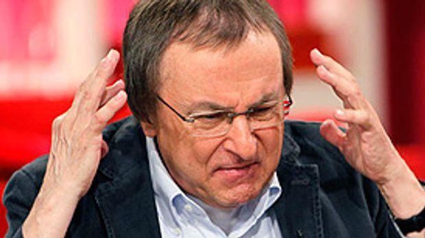 fruehstuecksfernsehen-hans-ulrich-poenack-poeni-2009-001-280-154 © Ingo Gauss